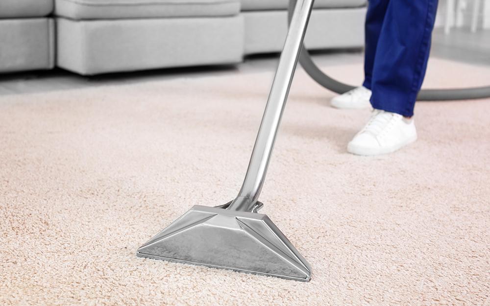 Người làm sạch thảm hơi nước