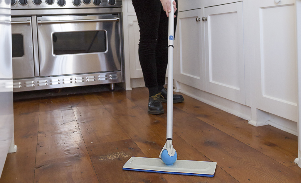How To Clean Wood Floors The Home Depot