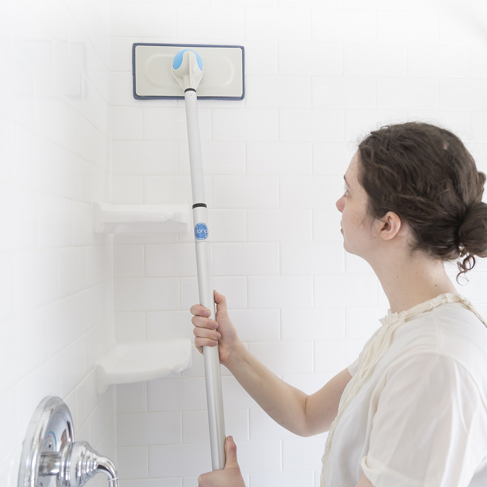 How To Clean Shower Tile The Home Depot