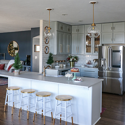 How to Completely Overhaul a Kitchen