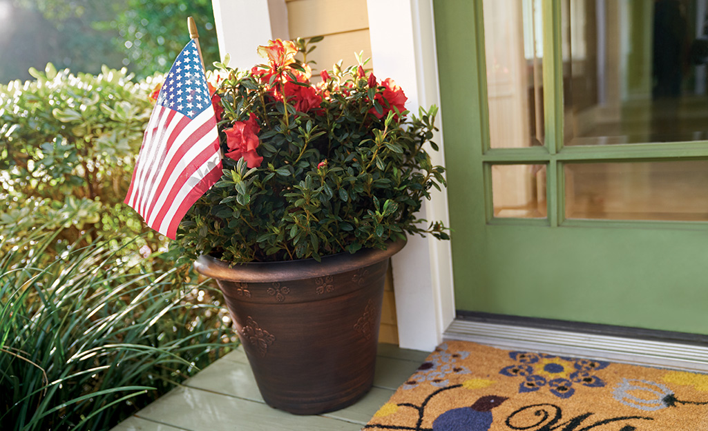 Instant Impact for Your Porch