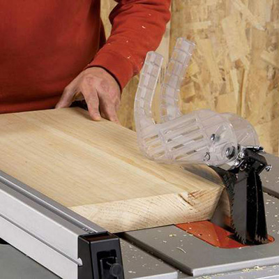 Cutting And Ripping With A Table Saw The Home Depot