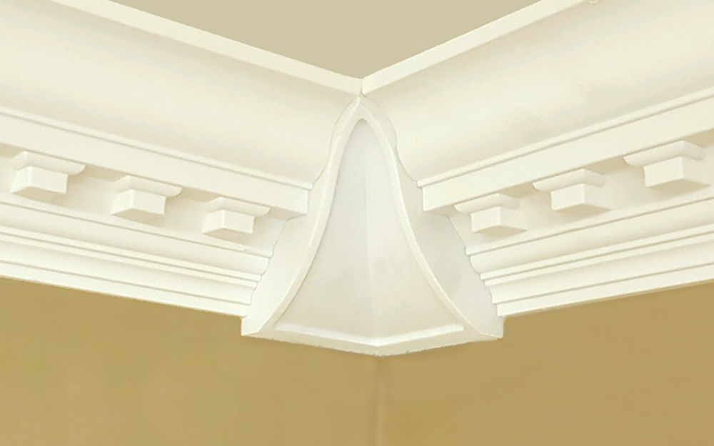 How To Cut Crown Moulding The Home Depot