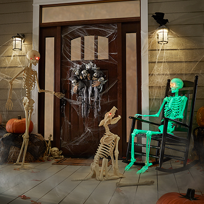 Haunted House Ideas The Home Depot