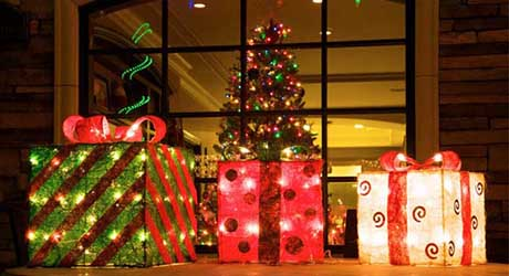 how to decorate with christmas lights the home depot rh homedepot com