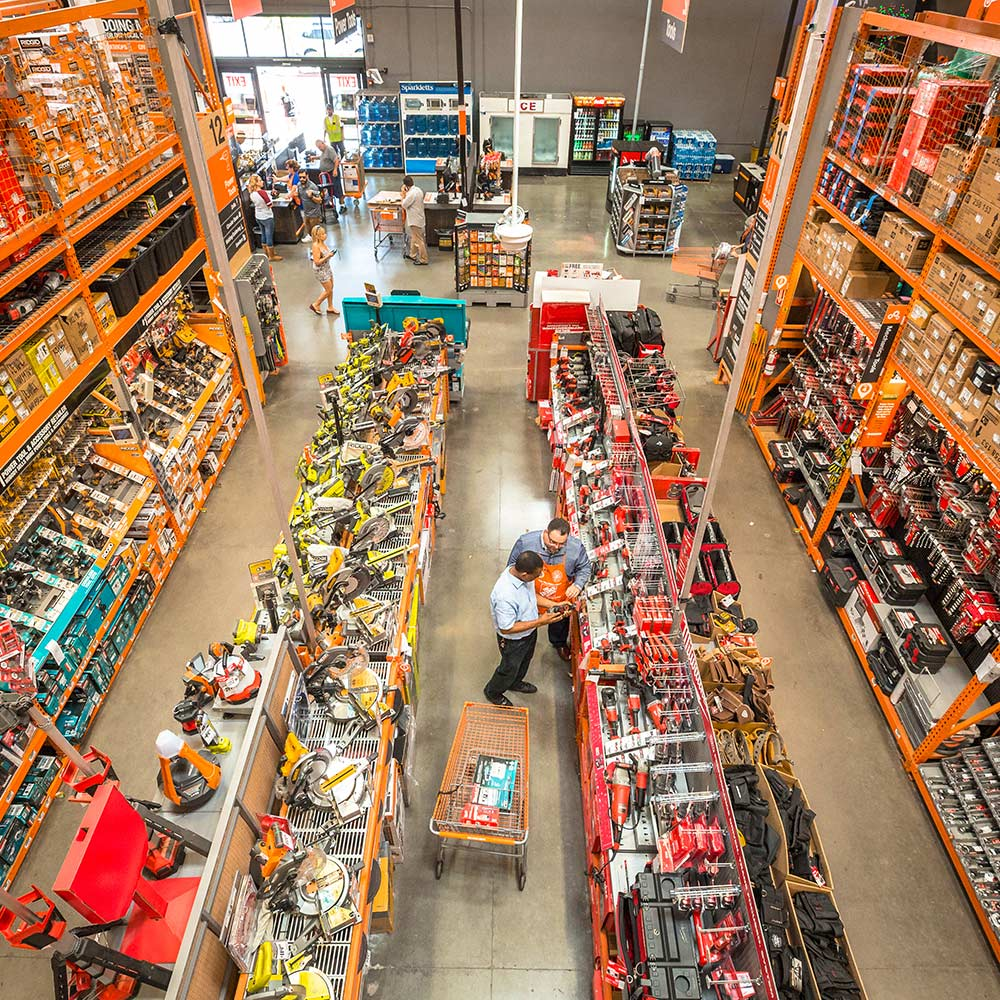 How to Find Everything You Need Inside The Home Depot