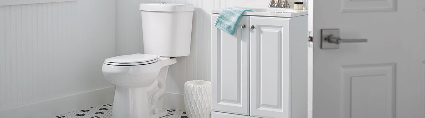 How To Fix A Leaking Toilet Base The Home Depot
