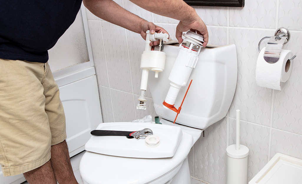 How to Fix Your Running Toilet Yourself