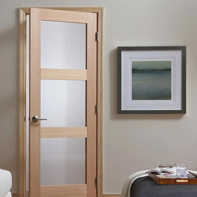 a prehung interior door