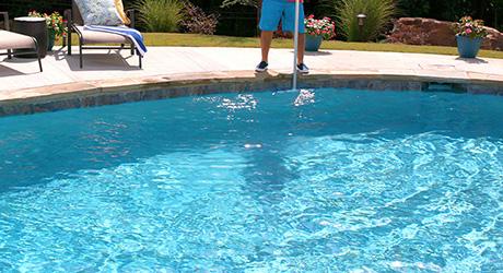 Pool Algae Control and Prevention