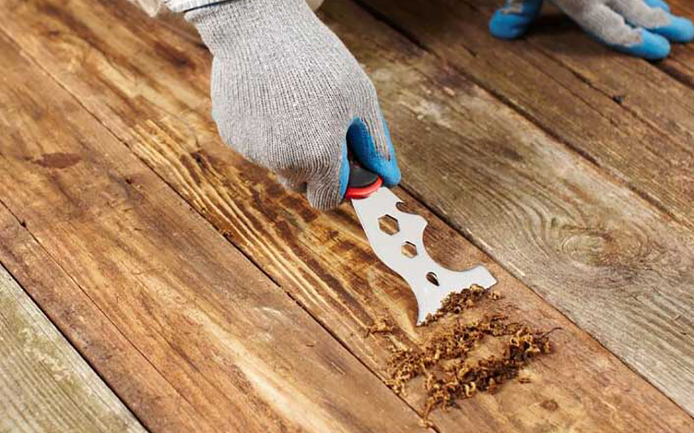 How To Restore A Deck The Home Depot