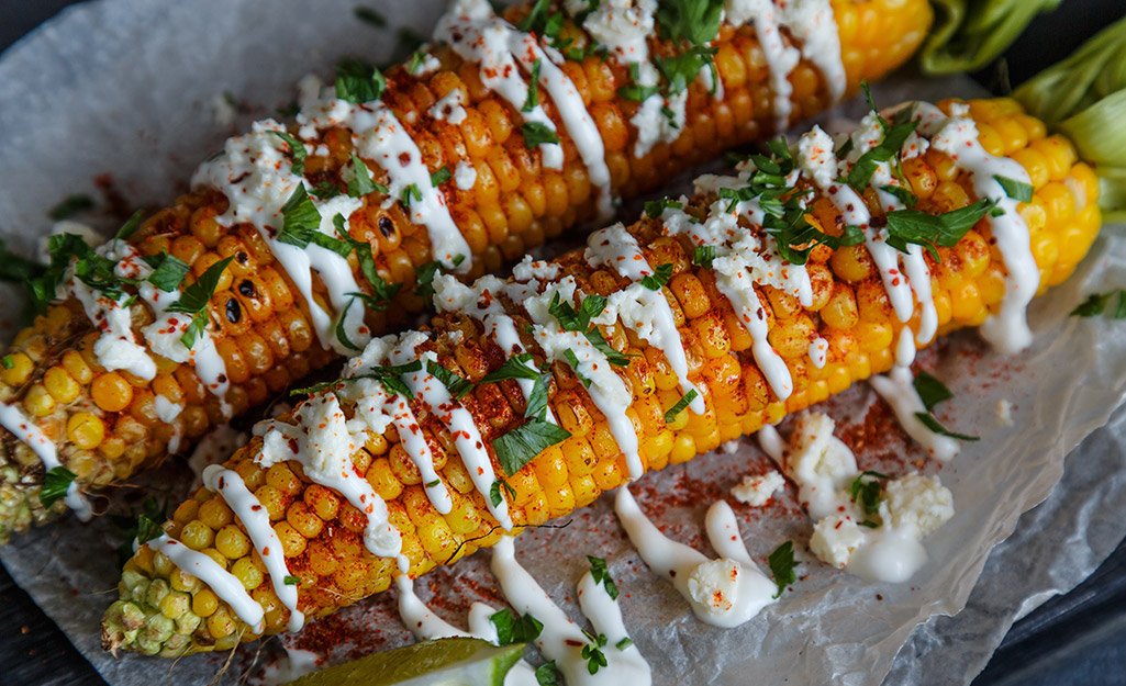 Mexican-Style Corn on the Cob Recipe