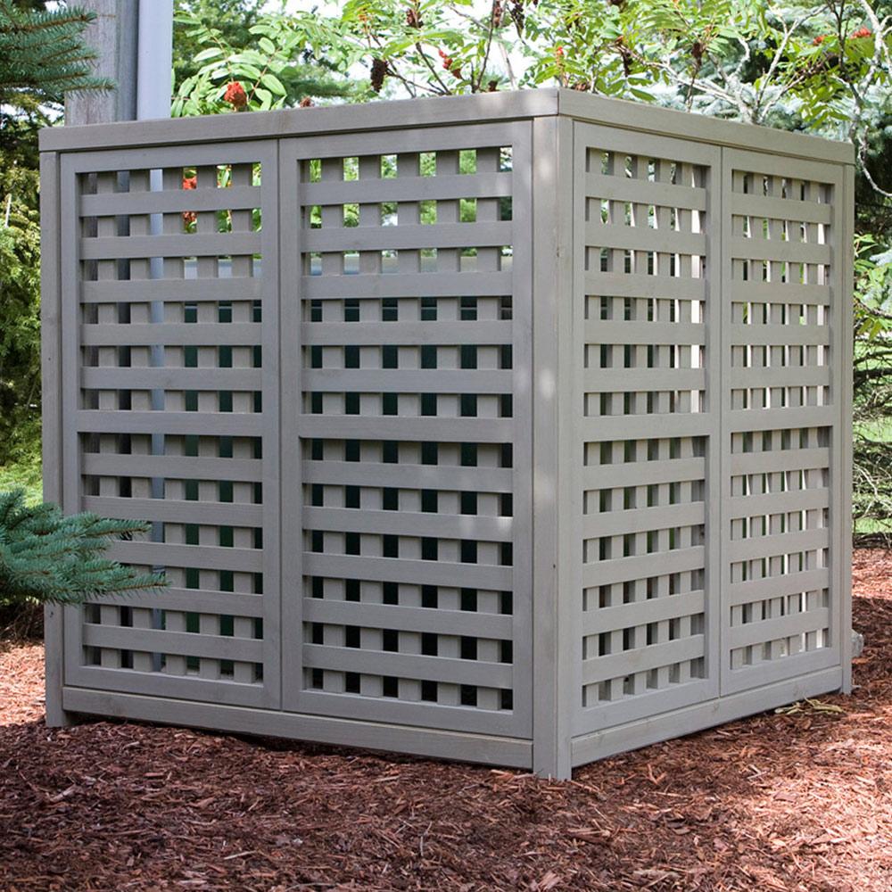 Amazon Com Air Conditioner Fence
