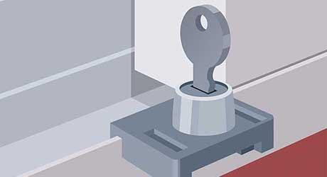 Lock and key - Install Window Locks