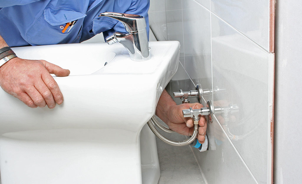 How To Install A Bidet The Home Depot