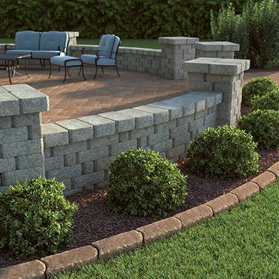 How to Install a Brick Paver Edge