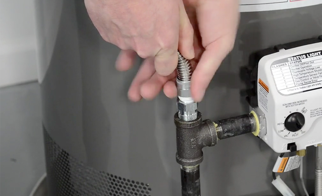 water heater hissing