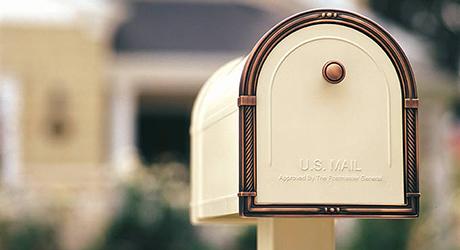 post mailbox