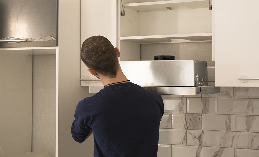 How to Install a Range Hood - The Home DepotThe Home Depot