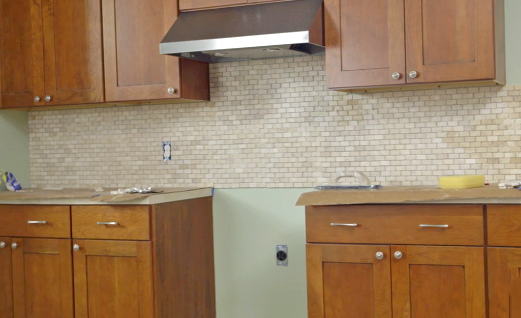 Wondrous How To Install A Tile Backsplash The Home Depot Download Free Architecture Designs Embacsunscenecom