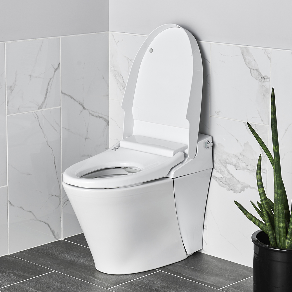 How To Install A Toilet Seat The Home Depot