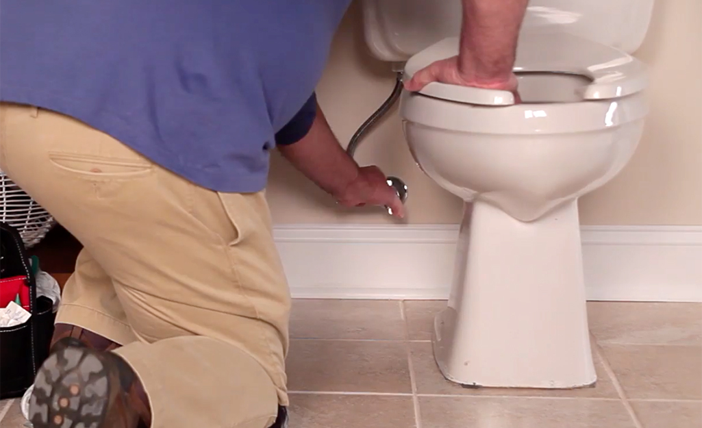 How to Install a Toilet - The Home Depot