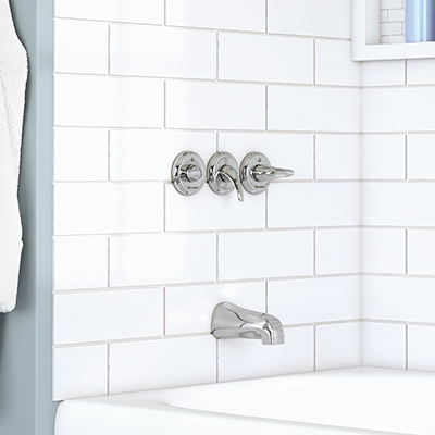 Install a Tub Spout