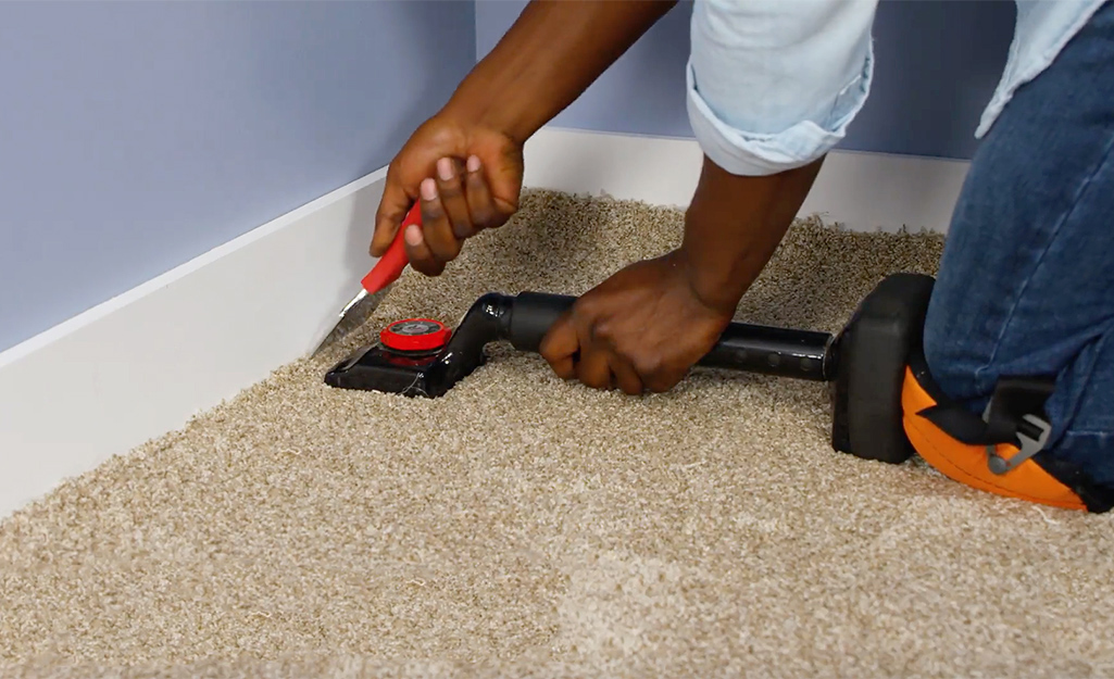 How To Install Carpet The Home Depot