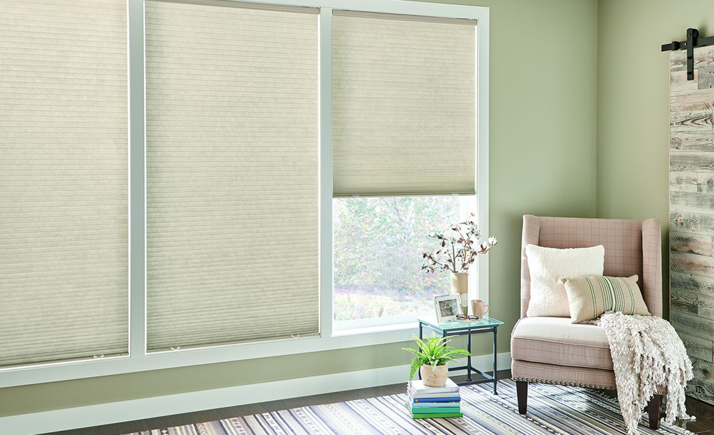How To Install Cellular Shades The Home Depot