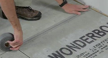 How To Install A Cement Backerboard The Home Depot
