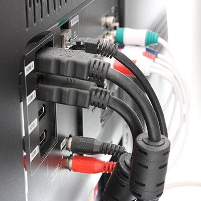 Installing a Coacial TV Cable