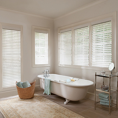 How To Install Faux Wood Blinds The Home Depot