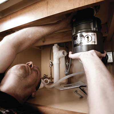 How to Install a Garbage Disposal - The Home Depot Wiring A Garbage Disposal on