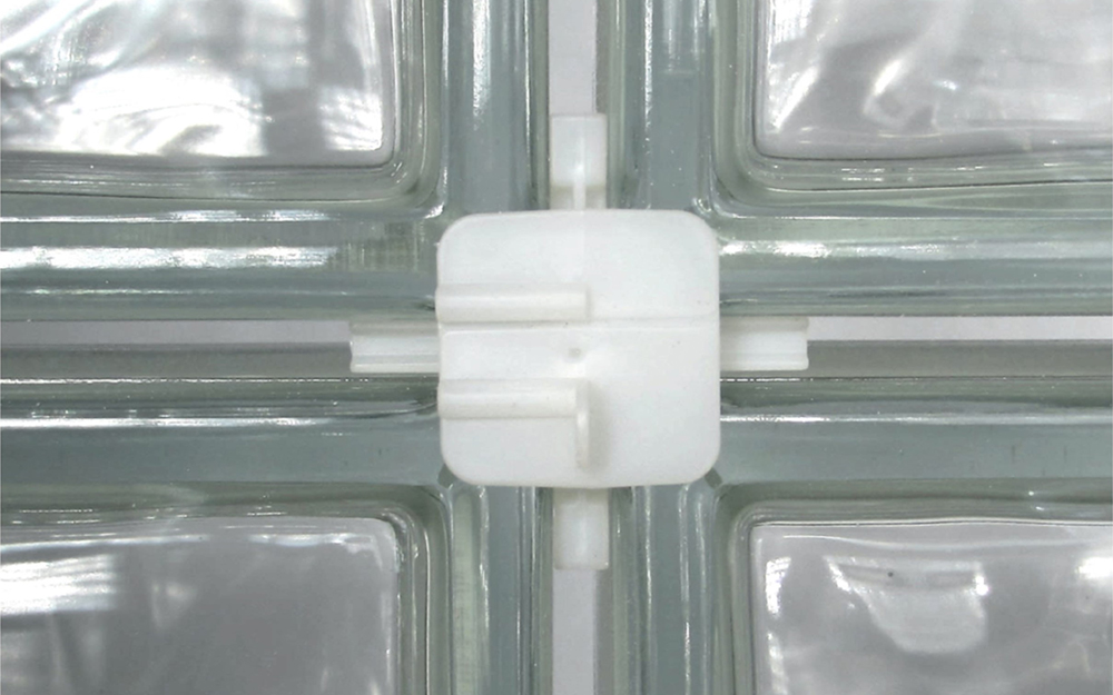 glass block spacers