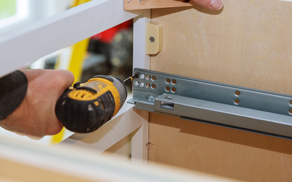How To Install Kitchen Cabinets The Home Depot