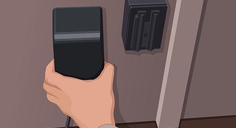 Hang the Transformer  - Installing Low-Voltage Lighting