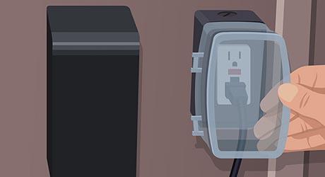 Set the Timer - Installing Low-Voltage Lighting