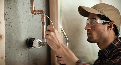 Under sink installation - On-Demand Water Heater