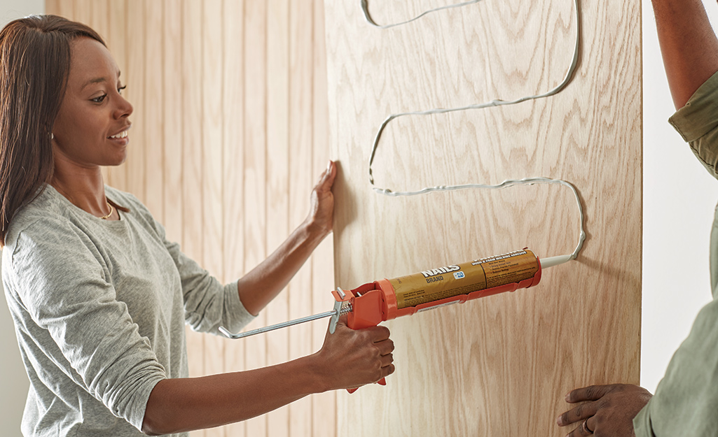 How To Install Paneling The Home Depot