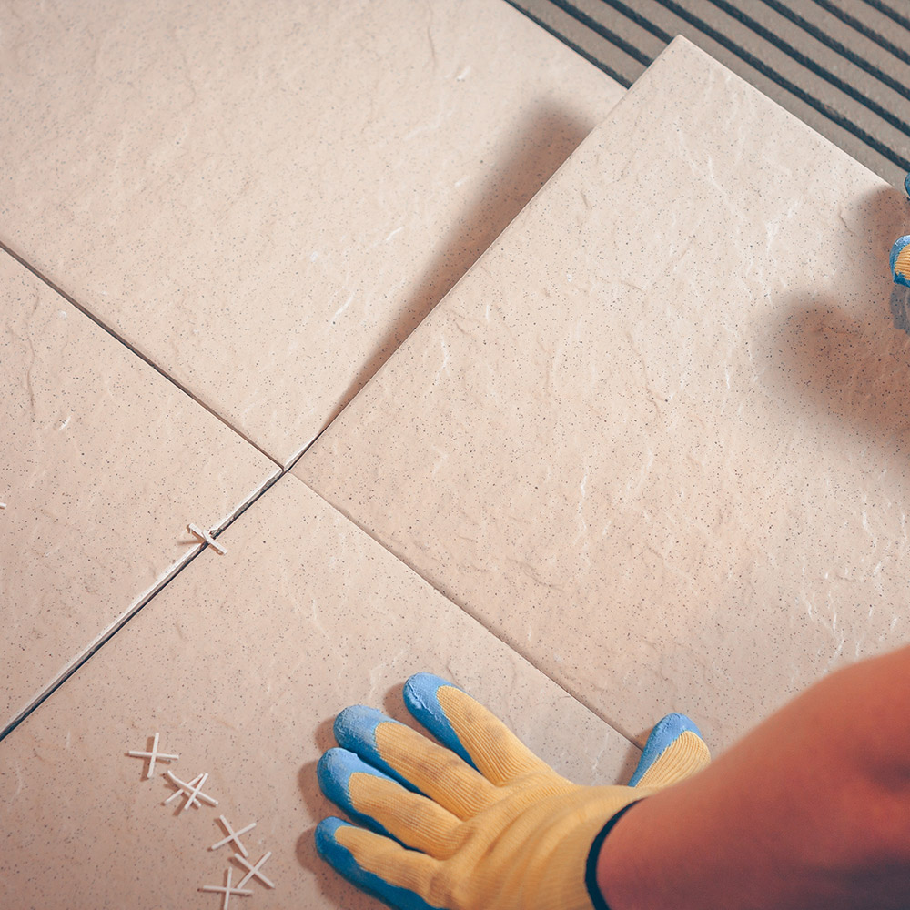 How To Lay Out Tile The Home Depot