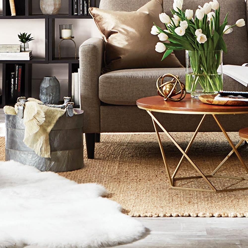 How To Layer Rugs On Carpet The Home Depot