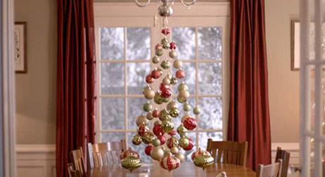 Make sure tree symmetrical  - Christmas Ornament Tree