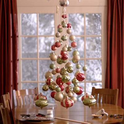 How to Make a Christmas Ornament Tree