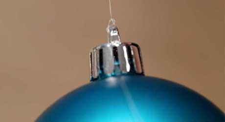 Make barrel knot - How Make Hanging Ornament Chandelier