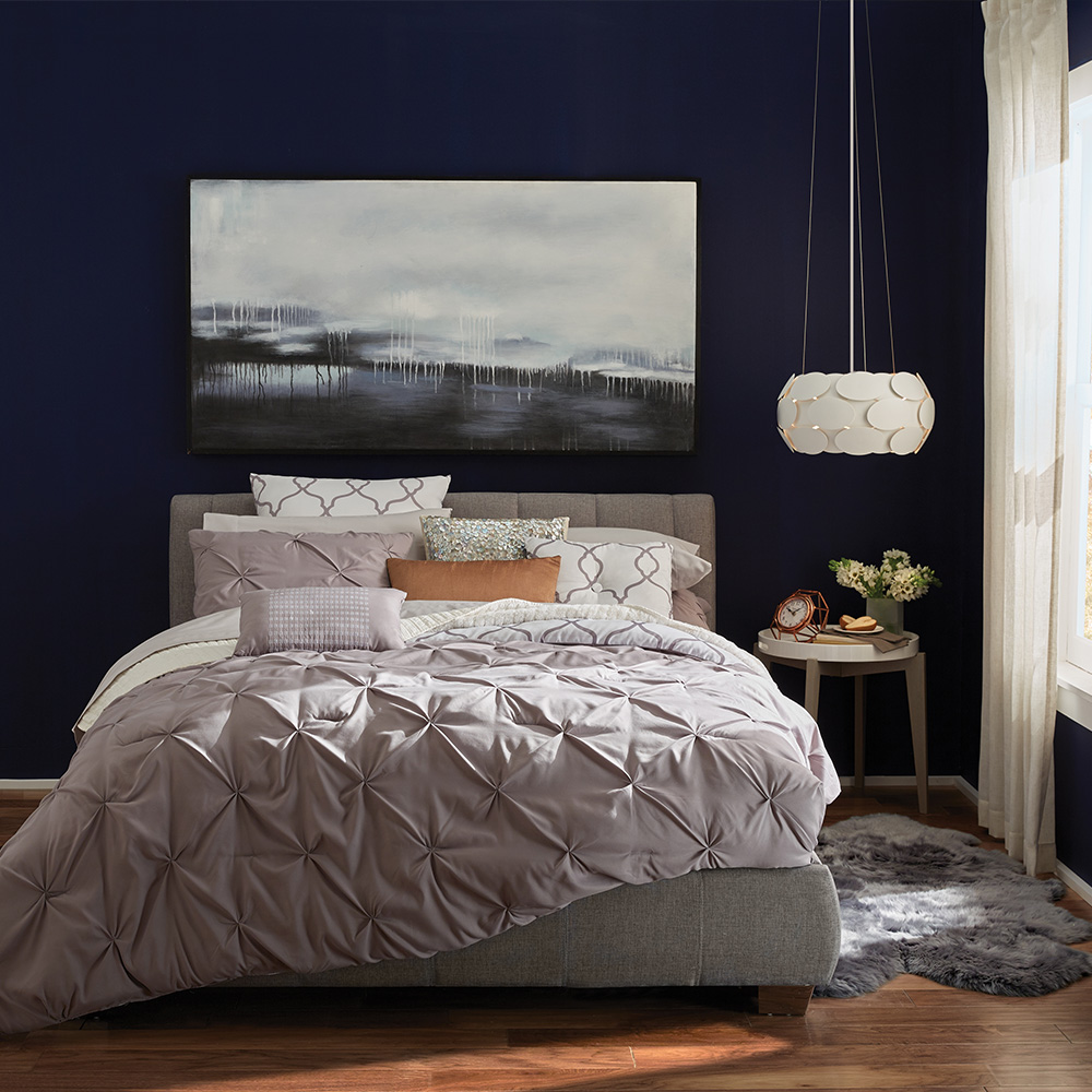 How To Make A Small Bedroom Look Bigger The Home Depot