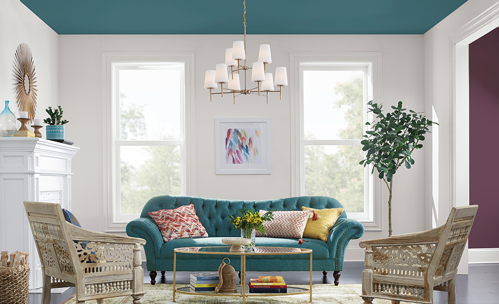 How To Make A Small Room Look Bigger The Home Depot