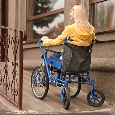 How to Make Stairs Handicap Accessible