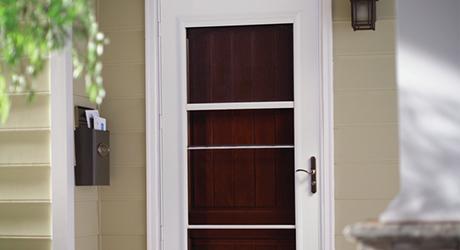 Install a storm door - Home's Energy Efficiency Save