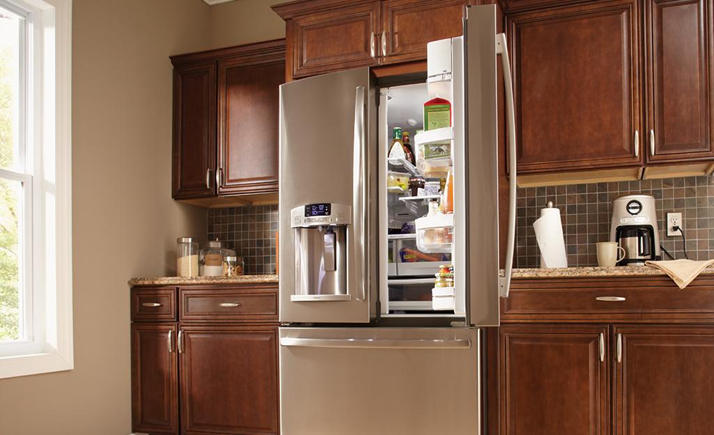 How To Measure A Refrigerator The Home Depot