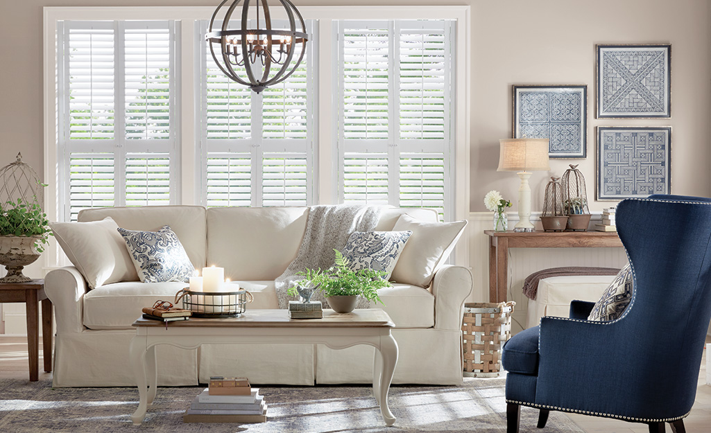 How To Measure For Plantation Shutters The Home Depot